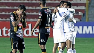 """En Bolivia dicen que Atlético Tucumán """"fue práctico"""""""