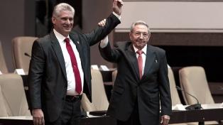 """Díaz-Canel ya es presidente: """"El mandato del pueblo es la continuidad de la revolución"""""""