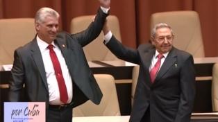Un mes de Díaz-Canel en el poder: agenda intensa y muchos retos