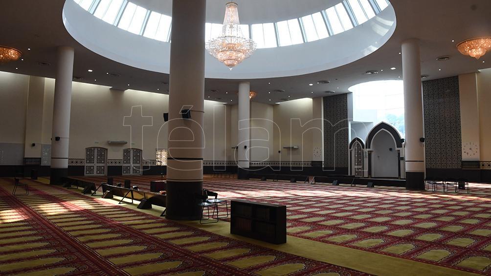 Resultado de imagen para La mezquita de Palermo inauguró un nuevo pabellón sobre la herencia cultural del pueblo árabe