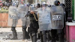 Varios heridos en enfrentamientos entre sandinistas y opositores