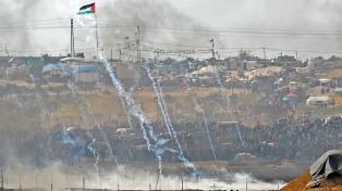 Israel atacó objetivos de Hamas tras lanzamiento de globos incendiarios