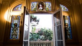 El centenario Palacio Piccaluga se puede recorrer con visitas guiadas