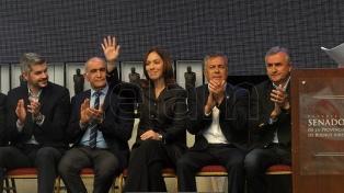 El foro de intendentes radicales bonaerense respaldó la gestión de la gobernadora Vidal