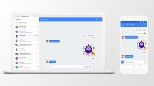 Google quiere reemplazar a los SMS en Android con un nuevo sistema