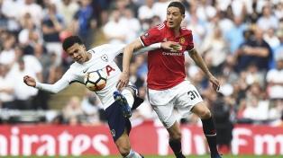Manchester United derrotó al Tottenham y pasó a la final de la FA Cup