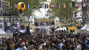 La Avenida de Mayo fue el escenario del Desafío de Cocineros