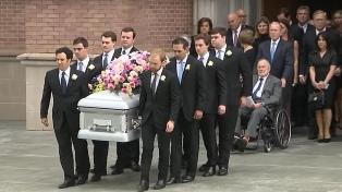 Último adiós en Texas a Barbara Bush, sin Trump