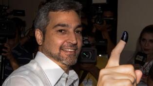 Marito ahora es Mario, el nuevo presidente de Paraguay