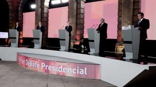 López Obrador salió bien parado en el primer debate entre candidatos