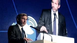 """Frigerio afirmó que la soberanía también se consolida """"con ciencia y conocimientos"""""""
