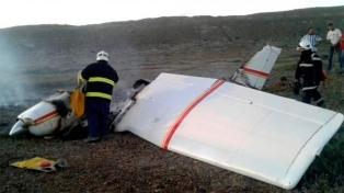 Realizarán una inspección ocular donde cayó la avioneta en Penínsulas Valdés