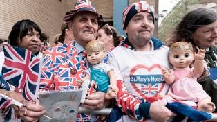 La duquesa de Cambridge ya se encuentra en el hospital para dar a luz a su tercer hijo