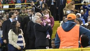 Piñera llama a terminar con todo tipo de violencia de género