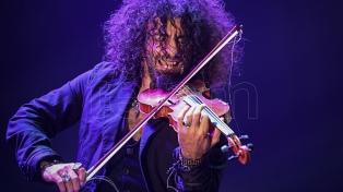 Ara Malikian encarnó la vitalidad del violín en dos noches porteñas