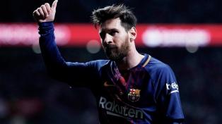 El titular del Manchester City quiso contratar a Messi, pero Lio se negó