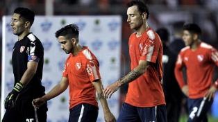 Independiente cayó ante Defensa en Avellaneda