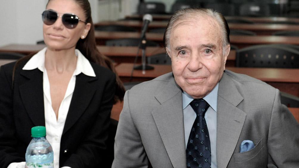 La Cámara de Casación define si confirma la condena a Menem