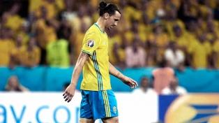 Ibrahimovic no jugará el Mundial