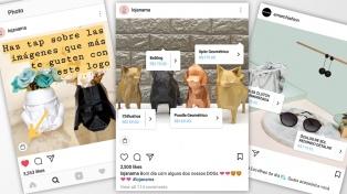 Instagram lanzó la herramienta Comprar en Argentina y en otros 34 países