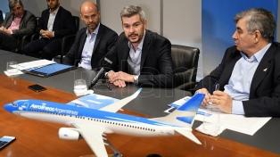Aerolíneas Argentinas elimina la Clase Ejecutiva en los vuelos de cabotaje y regionales