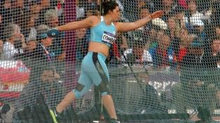 Se retira la atleta olímpica cordobesa Rocío Comba
