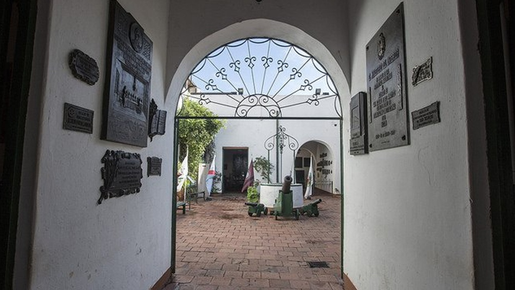 Museo y Biblioteca de la Casa del Acuerdo de San Nicolás,Buenos Aires
