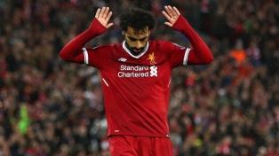 Liverpool goleó a Roma en un partido vibrante