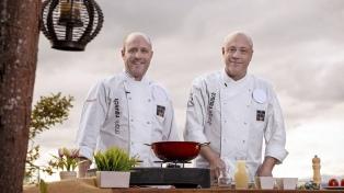 """Cocina colombiana y competencia, de la mano de """"Los hermanos Rausch"""""""