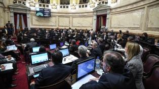 El Senado debatirá los tres proyectos de simplificación del Estado