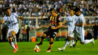 Atlético Tucumán ganó un gran partido ante The Strongest