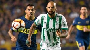 Palmeiras sorprendió a Boca en La Bombonera