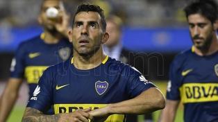 Boca sufrió una dura derrota que complica su futuro en la Copa