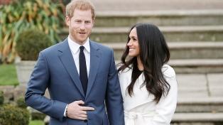 El príncipe Guillermo, padrino de boda de su hermano con Meghan Markle