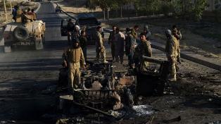Al menos 24 muertos en una anunciada ofensiva de los talibanes