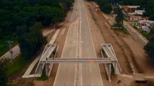 El Gobierno nacional invirtió $ 970 millones en una nueva autopista en el norte de Salta
