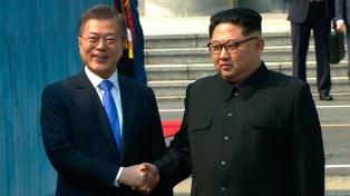 """Las Coreas anunciaron """"el cese completo de todos los actos hostiles"""""""