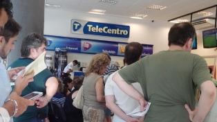 Condenaron a Telecentro a pagar una millonaria indemnización