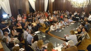 Legisladores y profesores reanudaron la discusión por la universidad docente