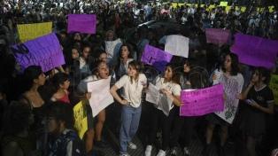 Vecinos de Colegiales marcharon en reclamo de seguridad