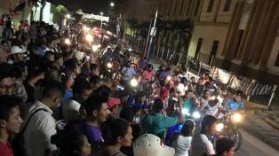 Continúa la violencia, pese al pedido de cese de Ortega