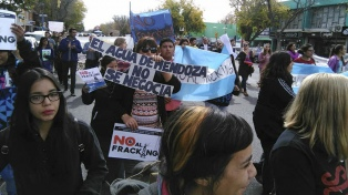 Imputaron a 11 manifestantes anti-fracking que cortaron la ruta 40
