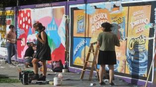 Cómo es y qué hace el movimiento contrapublicitario en las calles de Buenos Aires