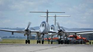 Recordarán en Santa Fe el bautismo de fuego de la Fuerza Aérea