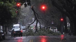 Presentan un sistema para predecir que barrios porteños serán más afectados por tormentas