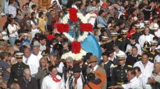 Unos 300 mil peregrinos honraron a Cristo en Renca y Villa de la Quebrada