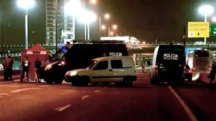Un chico de 12 años murió atropellado en la General Paz por un automovilista que escapó
