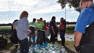 """""""Estamos trabajando para aliviar el malestar de muchas familias"""", dijo Ducoté"""