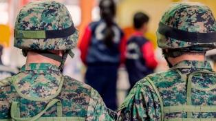 Dan libertad a militares procesados por ejecuciones extrajudiciales