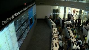 Inauguraron un nuevo centro de monitoreo y gestión de movilidad urbana